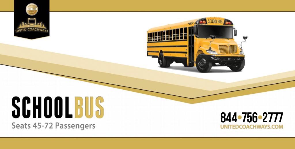 United Coachways Student Transportation Shuttle Service