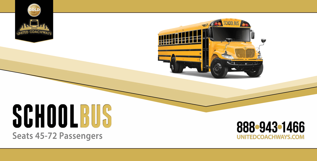 United Coachways Student Transportation Shuttle Service