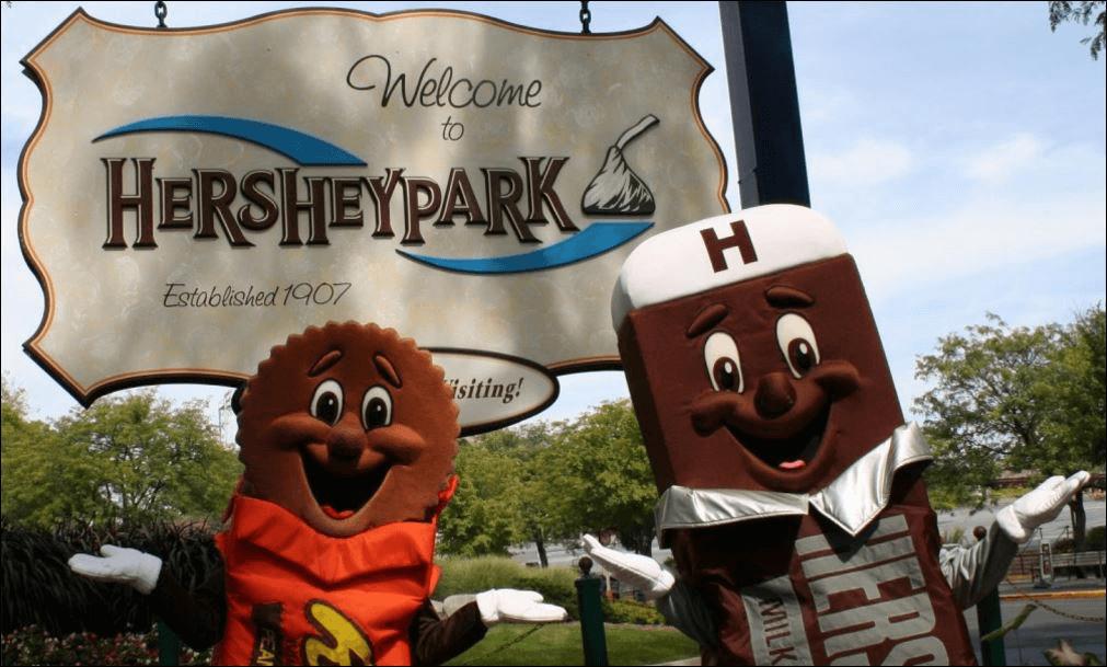Hersheypark Shuttle Service Transportation