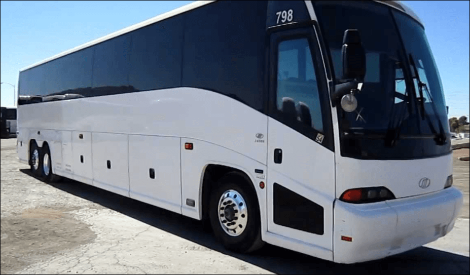 United Coachways Bus Rental