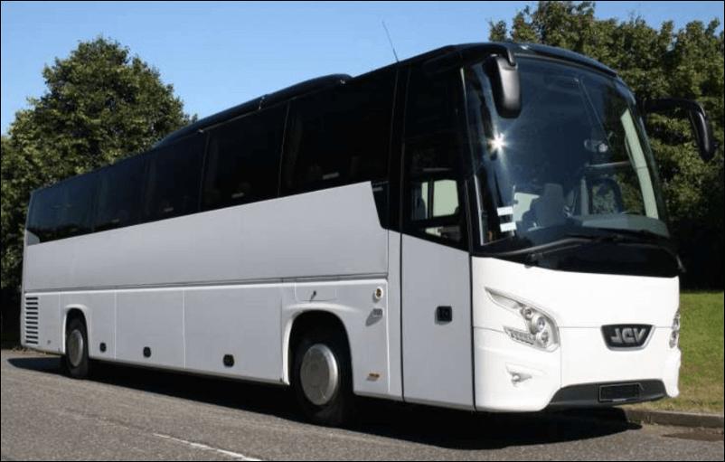 61 passenger charter bus