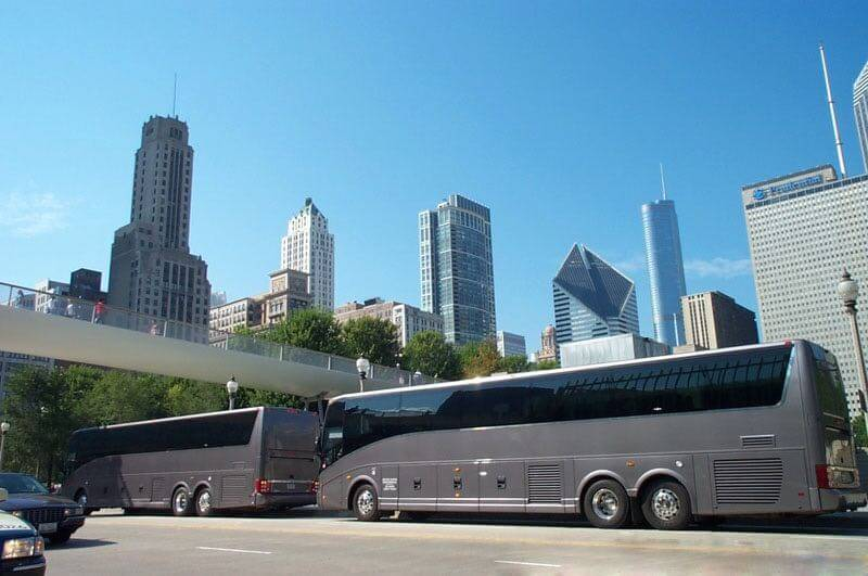 Annual Mid-Continent Dental Congress (MCDC) Tradeshow Charter Bus